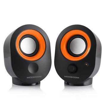 Колонки MODECOM MC-XS5 Black-Orange
