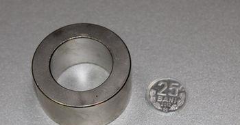 Магнит Ø D40 mm - 25 mm х H20 mm