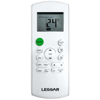 купить Кондиционер тип сплит настенный Inverter Lessar LSHE18KLA2 18000 BTU в Кишинёве