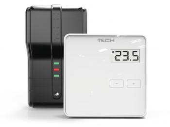 купить Безпроводной комнатный терморегулятор ST-294 v2 в Кишинёве