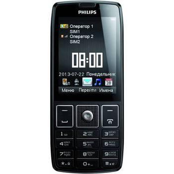 Philips X5500 Xenium 2 SIM (DUAL) Black