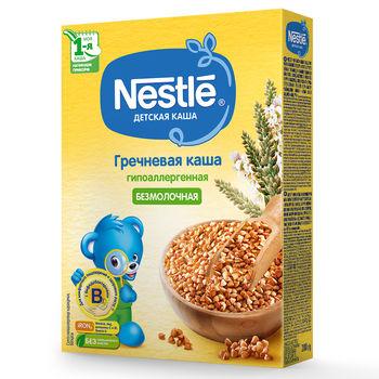 купить Каша гречневая Nestle, с 4 месяцев, 200г в Кишинёве