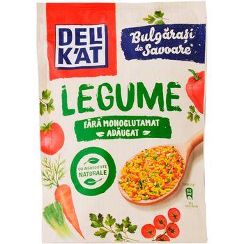 купить Приправа Delikat Bulgaraşi de Savoare с овощами, 200 гр в Кишинёве