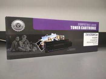 cumpără Laser Cartridge for Canon CRG045H / HP CF401X Cyan compatible în Chișinău