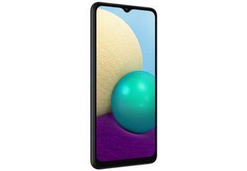 купить Samsung Galaxy A02 2/32Gb Duos ( A22 ), Black в Кишинёве