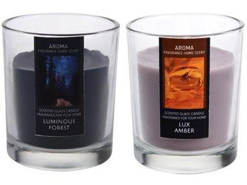 Свеча ароматизированная в стакане 6X5cm