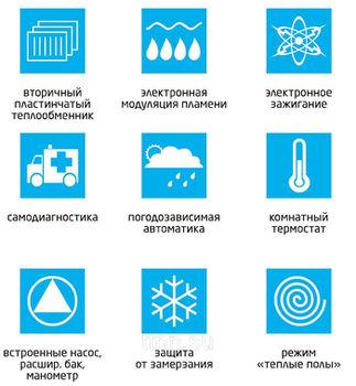 купить Газовый котел Baxi ECO4s 24 F в Кишинёве