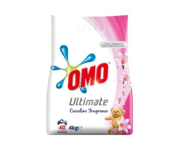 купить Omo Ultimate Coccolino Fragrance, 4 кг. в Кишинёве