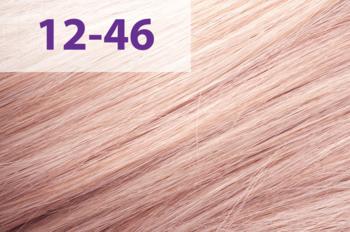 Краска для волос,ACME jNowa Siena CS, 90 мл., 12/46 - красно-фиолетовый экстра яркий блонд