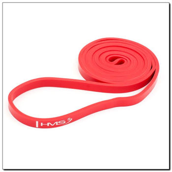 купить GU05 EXERCISE BAND HMS (red) в Кишинёве