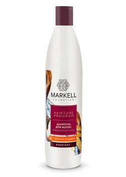 купить Шампунь против выпадения волос MARKELL EVERYDAY  500 мл в Кишинёве