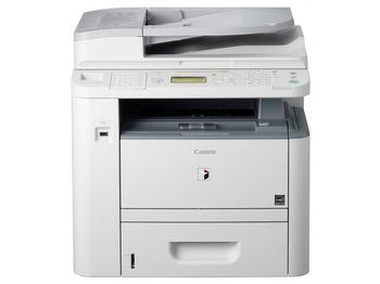 MFD Canon iR1133IF, Mono Printer/Copier/Color Scanner/Fax, ADF(50-sheet), Duplex, Net,  A4, 1200x600 dpi, 33 ppm, 25–400%,256Mb,Paper Input (Standard) 550-sheet tray,USB 2.0,Set - Cartridge C-EXV40 (2200 (starter) / 6000 (standart ) pages 5%)
