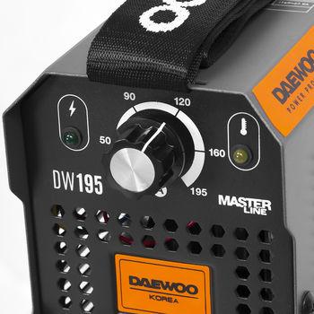 купить Сварочный аппарат  Daewoo DW 195 в Кишинёве