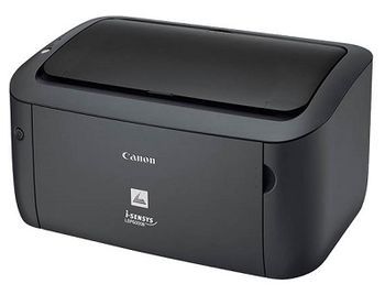Printer Canon i-Sensys LBP6030 Black, A4, 2400x600 dpi, 18ppm, 60-163 g/m2, 8Мb+SCoA Win, CAPT, Max. 5k pages per month, Paper Input: 150-sheet tray, 7.8 seconds First Print Out Time, USB 2.0, Cartridge 725 (1600 pages 5%) 700 pages starter