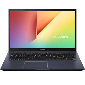 "Laptop 15.6"" ASUS VivoBook X513EA Black, Intel i3-1115G4 3.0-4.1Ghz/8GB DDR4/SSD 256GB/Intel UHD Graphics/WiFi 6 802.11ax/BT5.0/USB Type C/HDMI/HD WebCam/Illuminated Keyboard/15.6"" FHD IPS LED-backlit NanoEdge Anti-glare (1920x1080)/No OS X513EA-BQ687"