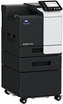 Printer (A4, color) Konica Minolta bizhub C4000i
