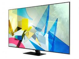 """65 """"LED телевизор Samsung QE65Q80TAUXUA, Черный"""