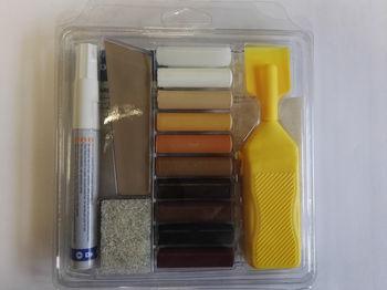 купить Набор для ремонта царапин в напольных покрытиях REPAIR SET  Dr. Shutz в Кишинёве