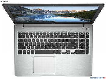 """купить DELL Inspiron 15 5000 Platinum Silver (5570), 15.6"""" FullHD (Intel® Core™ i3-6006U 2.00GHz (Skylake), 4Gb DDR4 RAM, 256Gb SSD, AMD Radeon™ R7 M530 2Gb GDDR5, CardReader, WiFi-AC/BT4.2, 3cell,HD 720p Webcam, Backlit KB, RUS, Ubuntu, 2.3kg ) в Кишинёве"""
