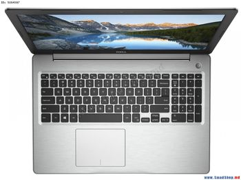 "cumpără DELL Inspiron 15 5000 Platinum Silver (5570), 15.6"" FullHD (Intel® Core™ i3-6006U 2.00GHz (Skylake), 4Gb DDR4 RAM, 256Gb SSD, AMD Radeon™ R7 M530 2Gb GDDR5, CardReader, WiFi-AC/BT4.2, 3cell,HD 720p Webcam, Backlit KB, RUS, Ubuntu, 2.3kg ) în Chișinău"
