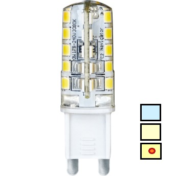 купить (T) LED (3.0W) лампа Navigator NLL-S-G9-3-230-3K в Кишинёве