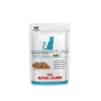 cumpără Royal Canin SKIN & COAT FORMULA 100 gr în Chișinău
