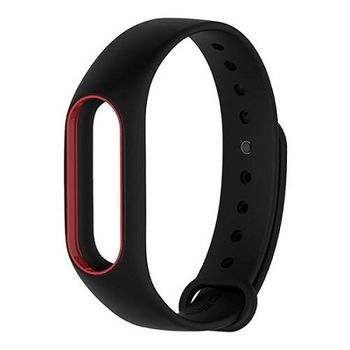 Xiaomi Mi Band Strap for MiBand 2, Black