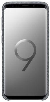 купить Чехол для моб.устройства Samsung EF-GG960, Galaxy S9, Hyperknit, Silver в Кишинёве