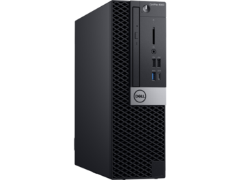 купить DELL OptiPlex 5060 SFF lnteI® Core® i5-8500, 8GB DDR4 RAM, 256GB SSD, DVD-RW, lnteI® UHD630 Graphics, TPM, No WiFi, 260W PSU, USB mouse, USB KB216-B, Win10Pro, Black в Кишинёве