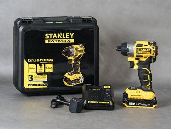 купить Шуруповерт импульсный аккумуляторный Stanley Fatmax FMC647D2 в Кишинёве