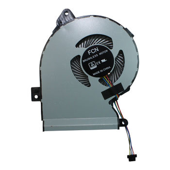 CPU Cooling Fan For ASUS X540L X541U X540LJ X540LA X540S (4 pins) Original