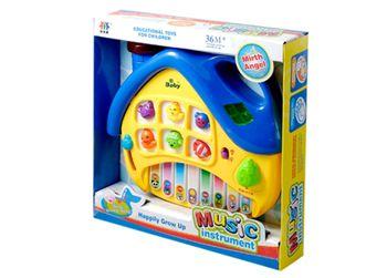Пианино детское Funny Toys