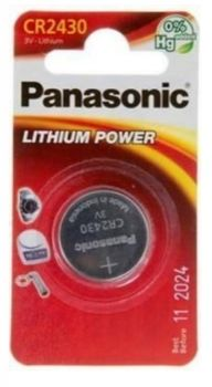 Батарейка Panasonic CR2430EL1B