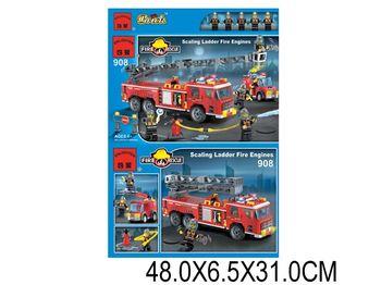 купить Конструктор Пожарная спецтехника  607 еле в Кишинёве