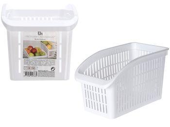 Корзина для хранения в холодильнике EH 29X17X16cm, пластик
