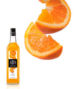 Сироп 1883dePR Апельсин 1L