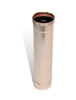 Труба из нержавеющей стали 150, 1000 мм