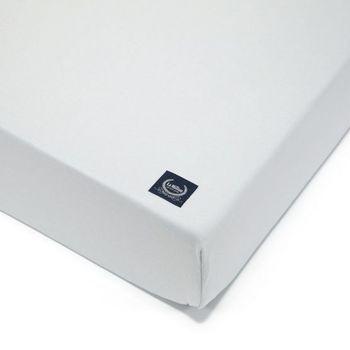 купить Простынь La Millou Organic Jersey Collection  – Grey 60×120 см в Кишинёве