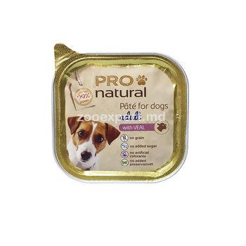 купить Pro Natural с телятиной 150 gr в Кишинёве