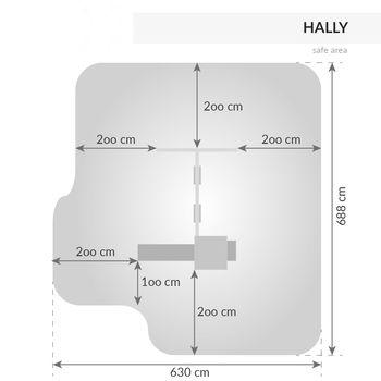 купить Игровой комплекс Hally в Кишинёве