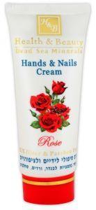 Крем для рук и ногтей Роза Health & Beauty 200 мл