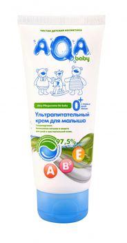 купить AQA baby Ультрапитательный крем для малыша 100ml в Кишинёве