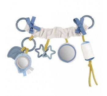 купить Игрушка-подвеска для коляски Canpol Sensory Toys blue в Кишинёве