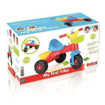 купить Dolu Мой первый трицикл разноцветный в Кишинёве