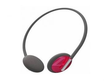 Lenovo P350 Headset  with microphone, Cherry red