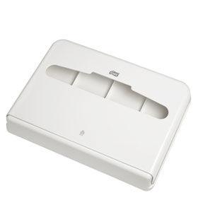 Tork Elevation диспенсер для бумажных покрытий на унитаз, V1, 315*423*58, Белый