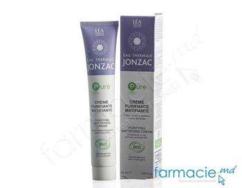 купить Jonzac Pure Crema pt fata Matifianta (TMG) BIO 50ml в Кишинёве