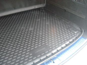 VW Touareg 2010->, кросс. Коврик в багажник