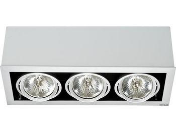 купить Светильник BOX сер 3л 5317 в Кишинёве