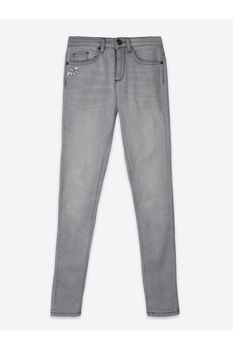 Pantaloni TOP SECRET Gri deschis SSP2528SZ